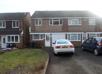 Thumbnail 3 bed semi-detached house to rent in Broad Lane, Kings Heath, Birmingham