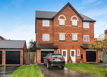 Thumbnail 3 bed town house to rent in 26 Pennymoor Drive, Middlewich, Cheshire