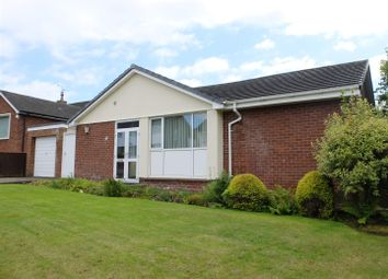 Thumbnail 3 bedroom detached bungalow for sale in Carlton Gardens, Stanwix, Carlisle