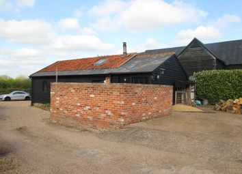Thumbnail 2 bed barn conversion to rent in Turkey Cock Lane, Stanway, Colchester