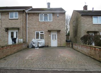 Thumbnail 2 bed semi-detached house for sale in Scotswood Crescent, Eyres Monsell, Leicester