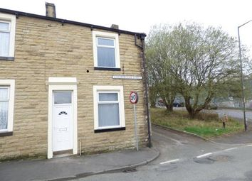 Thumbnail 3 bedroom end terrace house for sale in Marlborough Street, Burnley, Lancashire