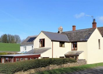 Thumbnail 3 bed semi-detached house for sale in Bath Road, Haydon, Wells