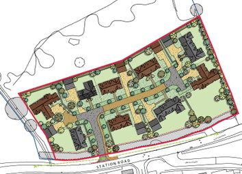 Thumbnail Land for sale in Station Road, Little Dunmow, Essex