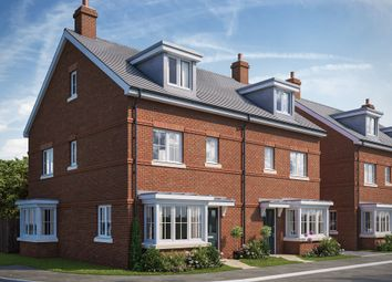 Thumbnail 4 bed semi-detached house for sale in Bells Lane, Hoo, Kent
