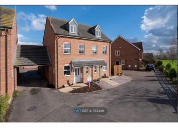 Thumbnail 3 bed semi-detached house to rent in Hay Barn Road, Deeping St. Nicholas
