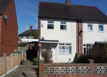 Thumbnail 3 bed semi-detached house for sale in Carrick Place, Hanford, Stoke-On-Trent