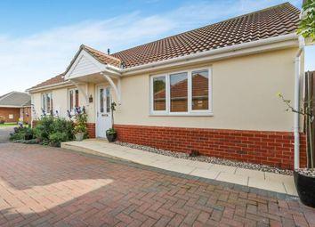 Thumbnail 3 bed bungalow for sale in Saddler Close, Attleborough
