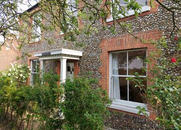 Thumbnail 7 bed detached house for sale in High Street, Whissonsett, Dereham, Norfolk.