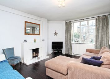 Thumbnail 2 bed flat to rent in Nightingale Lane, Clapham South, London