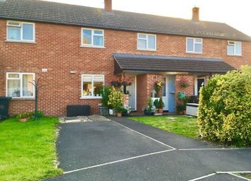 Thumbnail 2 bed terraced house for sale in Woolvers Way, Locking, Weston-Super-Mare
