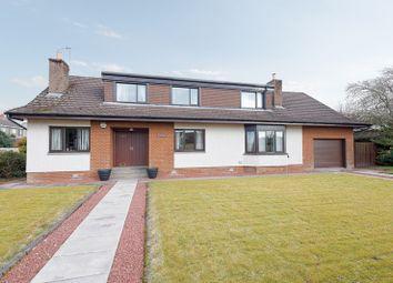 Thumbnail 4 bed detached house for sale in Coalburn Road, Coalburn, Lanark