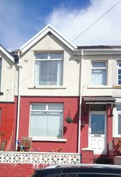 Thumbnail 3 bed terraced house to rent in Eastville Road, Blaenau Gwent