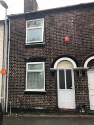 Thumbnail 2 bed terraced house to rent in Broom Street, Stoke-On-Trent