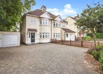 Thumbnail 3 bed semi-detached house for sale in Broomfield Road, Broomfield, Chelmsford