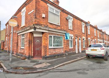 Thumbnail 2 bed end terrace house for sale in Rigg Street, Crewe