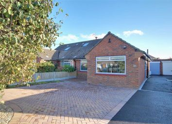 Thumbnail 2 bed semi-detached bungalow for sale in Ham Way, Worthing, West Sussex