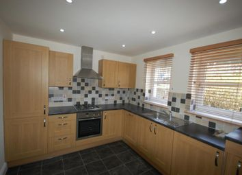 Thumbnail 3 bed town house to rent in Caledonian Court, Ferryhill