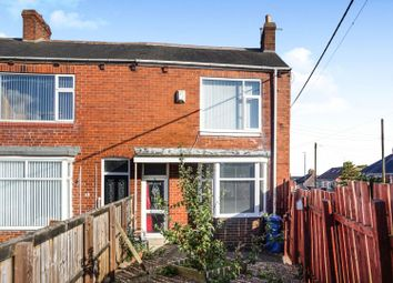 2 bed end terrace house for sale in West Avenue Murton, Seaham SR7