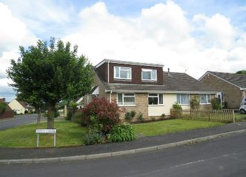 Thumbnail 4 bed semi-detached house for sale in Waits Close, Banwell