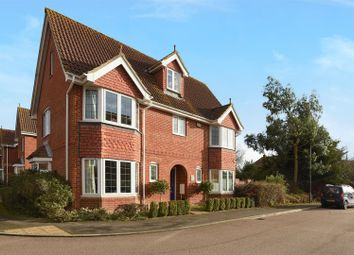 Thumbnail 6 bed detached house for sale in Nicolson Close, Tangmere, Chichester