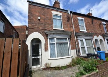 Thumbnail 3 bed end terrace house to rent in Park Avenue, Perry Street, Hull, East Yorkshire