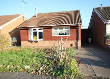 Thumbnail 2 bed detached bungalow for sale in Hobkirk Drive, Sinfin, Derby
