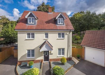 Thumbnail 4 bedroom detached house for sale in Rye Hill, Sudbury, Suffolk
