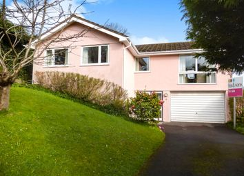 Thumbnail 3 bed detached bungalow for sale in Periton Rise, Minehead