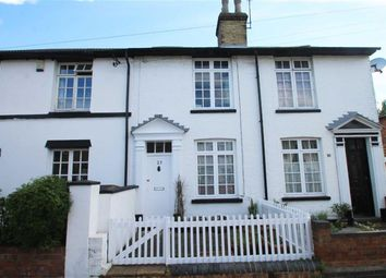 Thumbnail 2 bed terraced house for sale in The Grove, Bedford