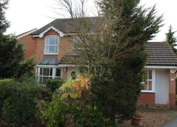 Thumbnail 3 bed detached house for sale in Johnson Drive, Mansfield