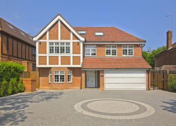Thumbnail 6 bedroom property for sale in Williams Way, Radlett