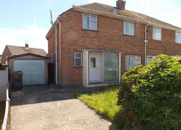 Thumbnail 3 bed semi-detached house for sale in Yeovil, Somerset, Uk