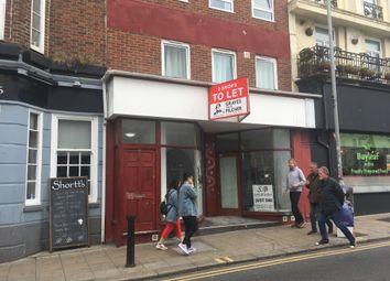 Thumbnail Retail premises to let in St James Street, Brighton