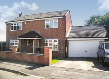 Thumbnail 4 bed detached house for sale in Coatsby Road, Kimberley, Nottingham