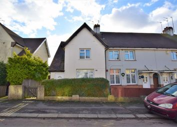 Thumbnail 2 bed end terrace house for sale in Kenmuir Crescent, Kingsley, Northampton