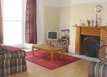 Thumbnail 5 bed flat to rent in Osborne Road, Southsea