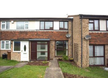 Thumbnail 3 bedroom terraced house for sale in Chaffinch Close, Chatham