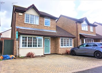 Thumbnail 3 bedroom detached house for sale in Ormonds Close, Bradley Stoke, Bristol