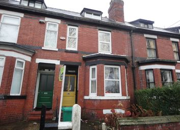 Thumbnail 4 bedroom terraced house to rent in Rippingham Road, Withington, Manchester