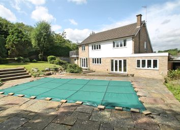 Thumbnail 5 bed detached house for sale in The Heath, Radlett