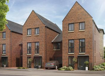 "Thumbnail 4 bed terraced house for sale in ""Elsworth"" at Huntingdon Road, Cambridge"