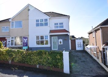 Thumbnail 3 bed property for sale in 46 Chestnut Road, Cimla, Neath