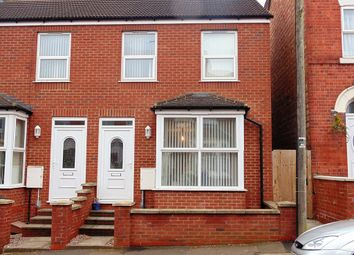 Thumbnail 2 bed end terrace house for sale in North Street, Wellingborough