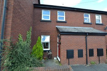 Thumbnail 2 bed property for sale in Byron Street, Macclesfield