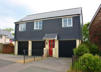 Thumbnail 2 bed flat to rent in Kit Hill View, Launceston