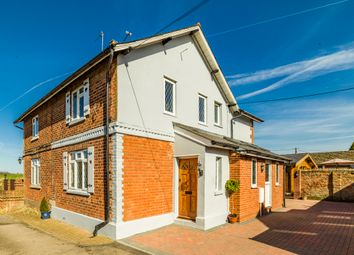 Thumbnail 3 bed semi-detached house for sale in 2 Newtown Cottages, South Stoke