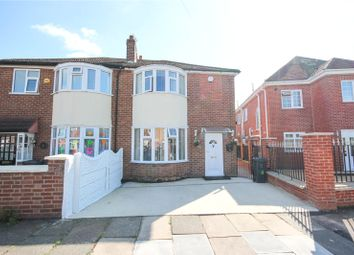 Thumbnail 3 bed semi-detached house to rent in Pauline Avenue, Belgrave, Leicester, Leicestershire