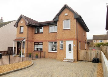 Thumbnail 3 bedroom semi-detached house for sale in Broomfield Road, Larkhall