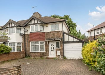 Thumbnail 3 bed semi-detached house for sale in Hamilton Avenue, Surbiton
